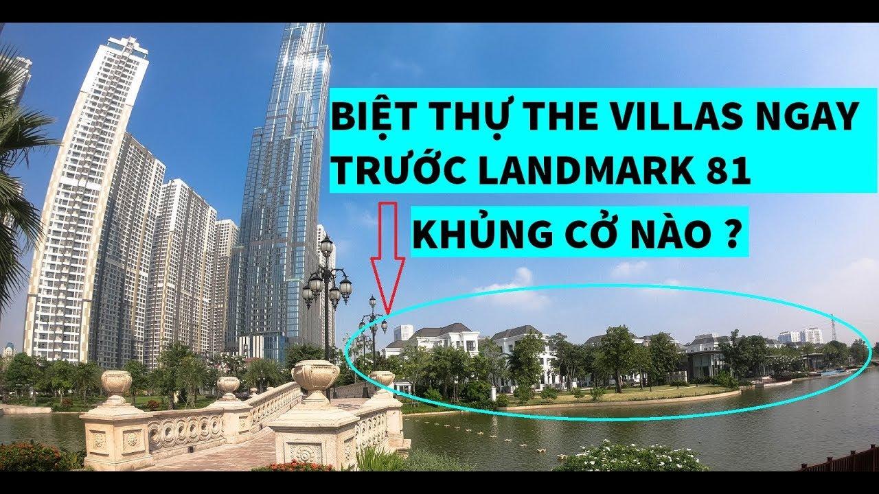 Khám phá Biệt Thự The Villas ngay dưới chân Landmark 81 [ Khám phá Bất Động Sản ]
