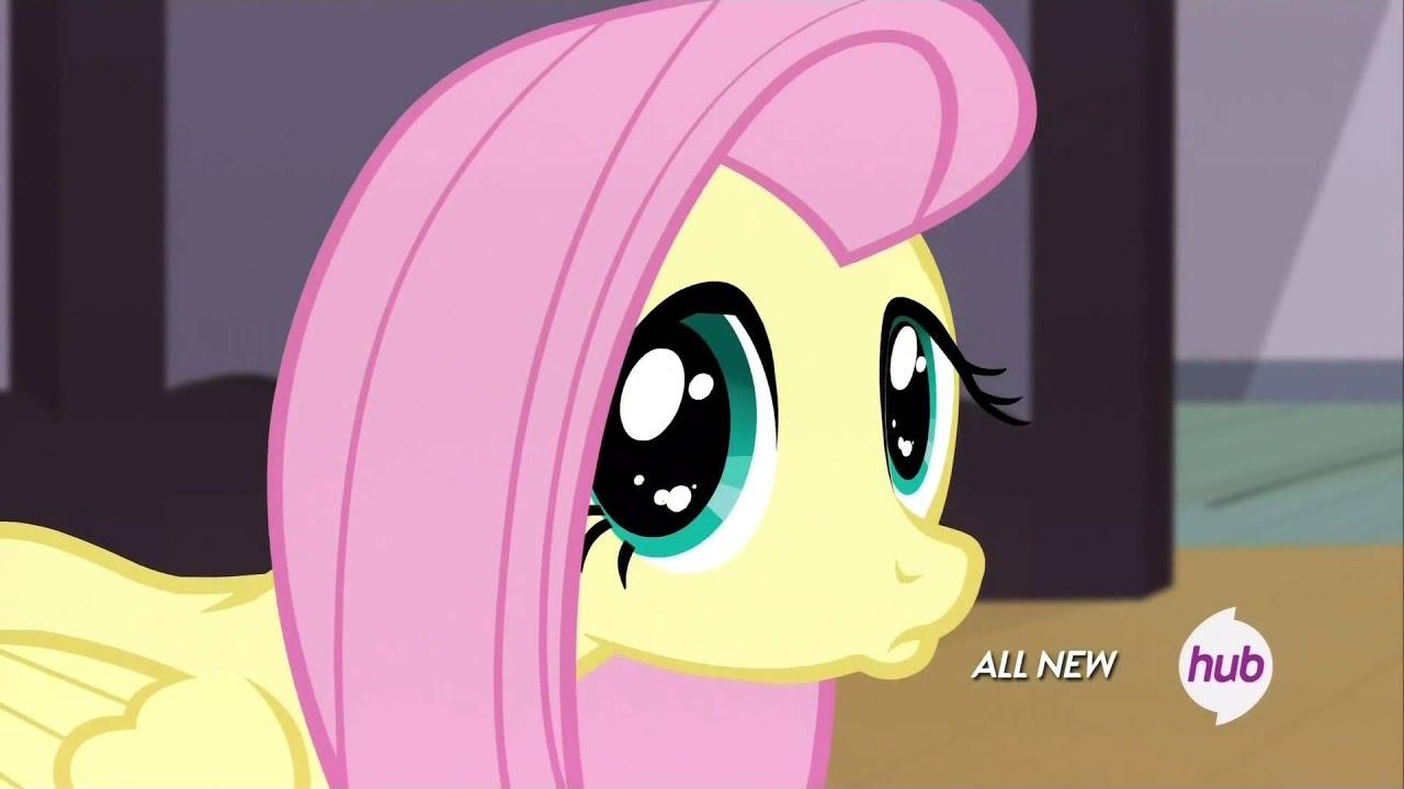 Sad face - Fluttershy ...