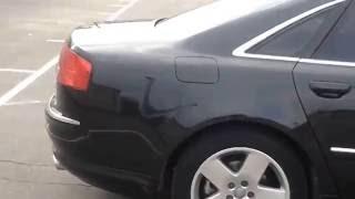 Автосалон Клинцы-авто обзор Ауди А8 2003 года(Круговой обзор Ауди А8 2003 года. Автосалон