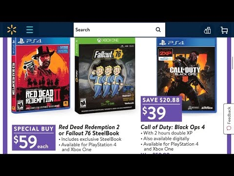 Black Friday 2018 - Walmart Ads RELEASED!!