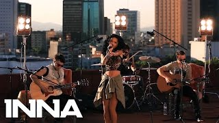 INNA - Crazy Sexy Wild | Rock the Roof @ Mexico City