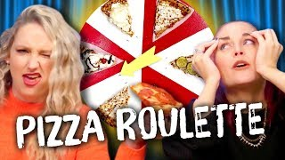 Pizza Roulette Challenge (Cheat Day)