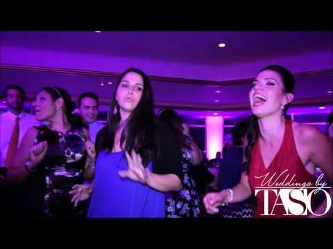 NY Wedding DJ - DJ Taso - Anastasia & Spiro - Glen Island Harbour Club 10.4.15
