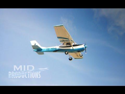 Crosswind Cessna 150 IFLY & Cessna 208B Tropic Air