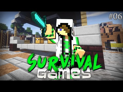 Minecraft Survival Games Speed Up #6: [Killing Hacker!!!??]