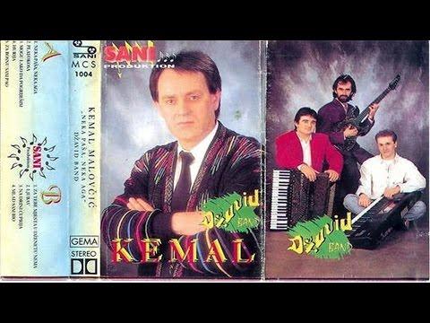 Kemal (KM) Malovcic - Mlad sam bio - (Audio 1994)