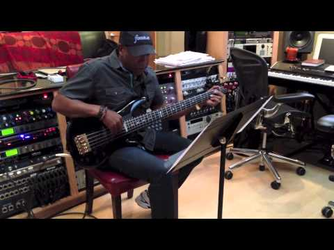 """Brian Culbertson's """"Another Long Night Out"""" Vblog 27 - Nathan East """"Changing Tides"""""""