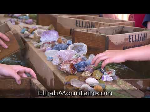 Elijah Mountain Gem Mine - Gem Mining Hendersonville, NC