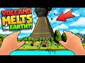 STUPID VR GOD *MELTS* EARTH WITH VOLCANO?! || (New Savannah Update) Deisim VR HTC Vive Gameplay