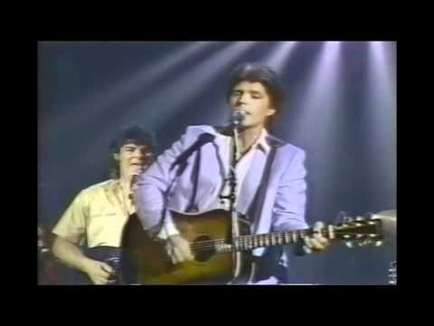 Rick Nelson Travelin' Man Live 1980s