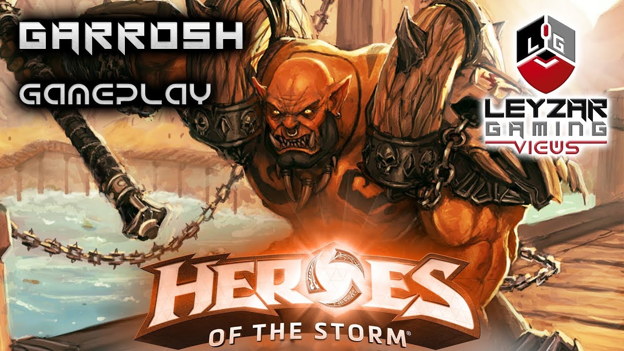 Build Garrosh Hots