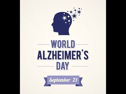 World #Alzheimer's Day - 21st September