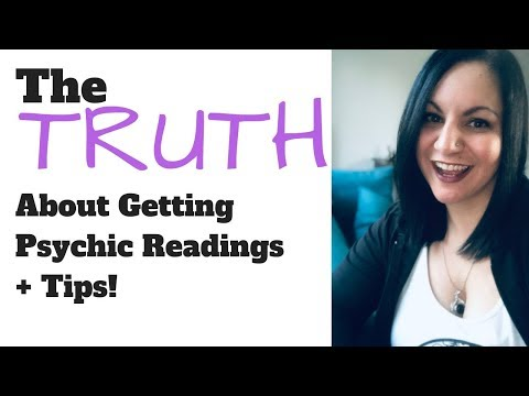 The TRUTH About Getting Psychic Readings - Tips