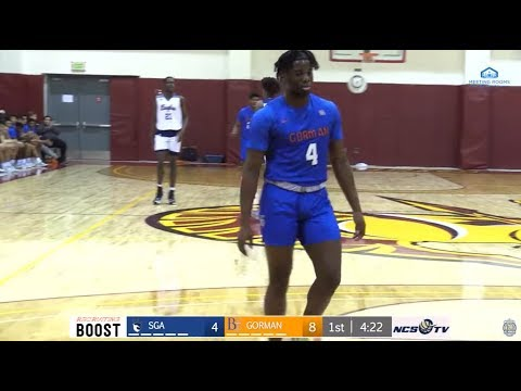 San Gabriel Academy vs Bishop Gorman High School Boys Basketball LIVE 12/14/19