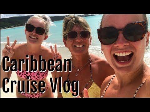 Caribbean Cruise Vlog