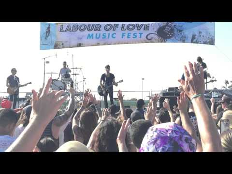 Phil Wickham Live at Labour of Love 2015 - You're Beautiful and This is Amazing Grace