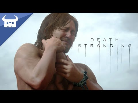 BABY IN A BACKPACK... Death Stranding Rap | Dan Bull Feat. The Stupendium