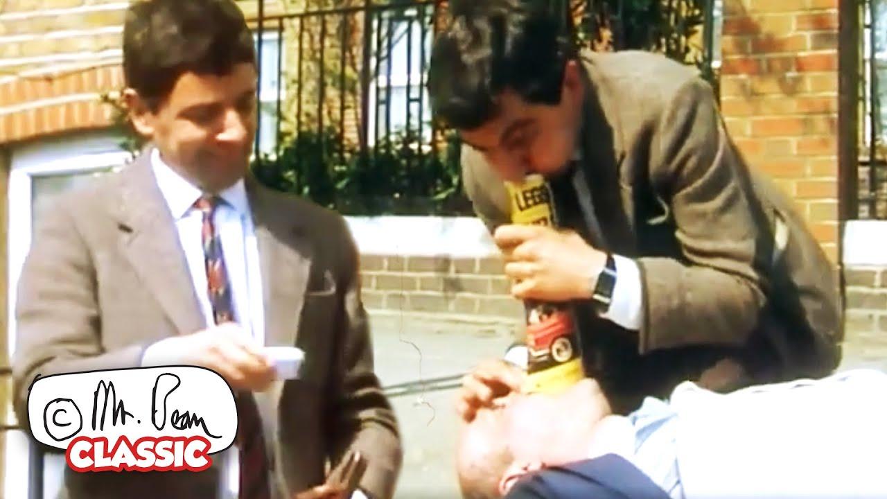 Bean The Lifesaver | Mr Bean Full Episodes | Classic Mr Bean