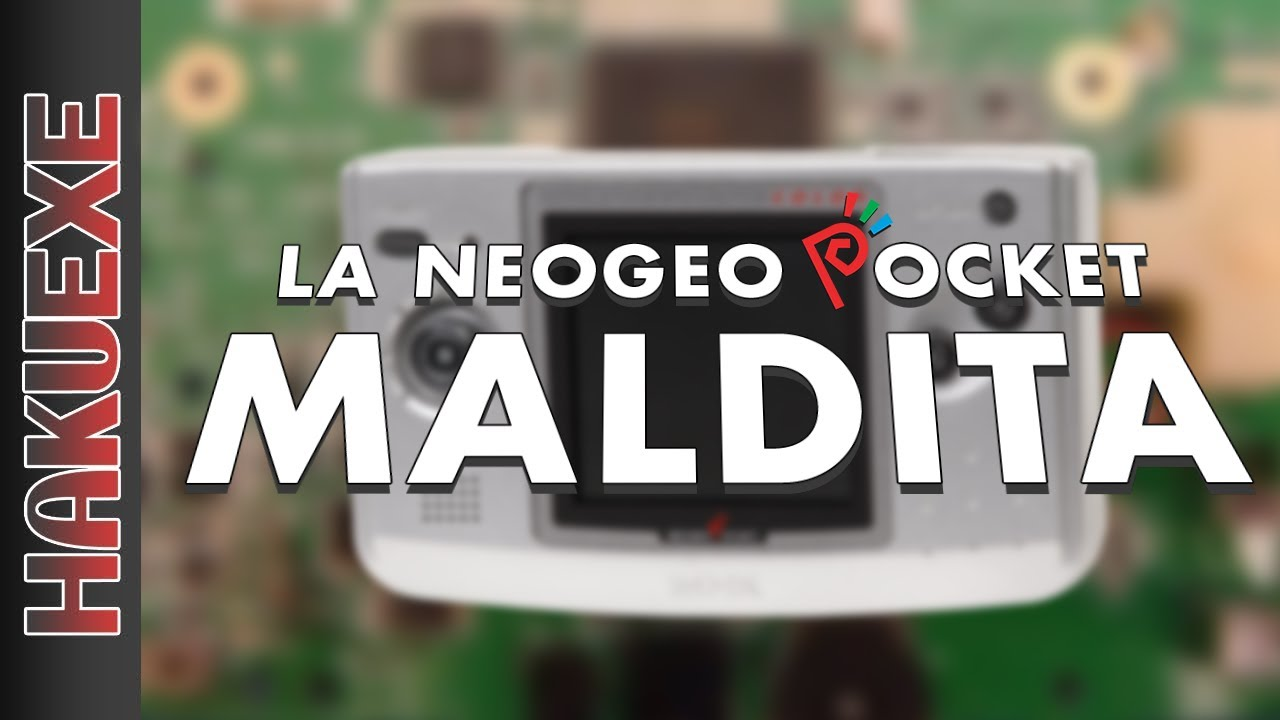 (CABREO BESTIAL) LA NEOGEO POCKET MALDITA