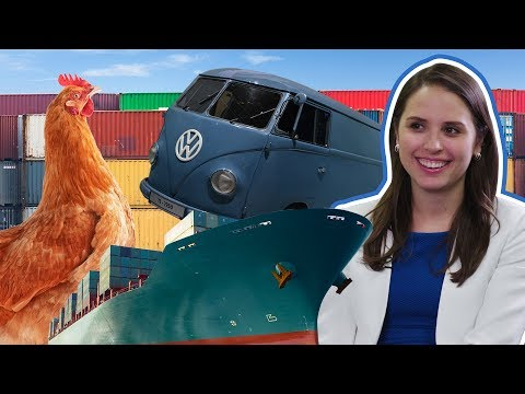 A (brief) history of the world's trade wars  | CNBC Reports