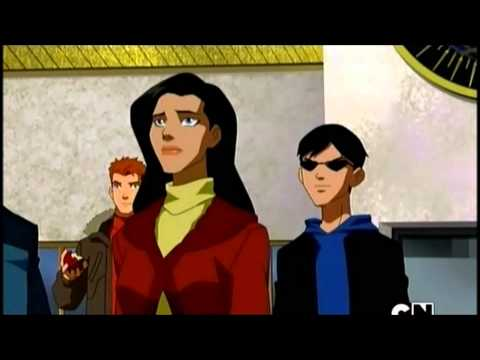 Young Justice - Justice League welcomes new members