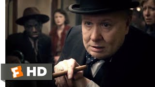 Darkest Hour (2017) - The People of England Scene (8/10) | Movieclips