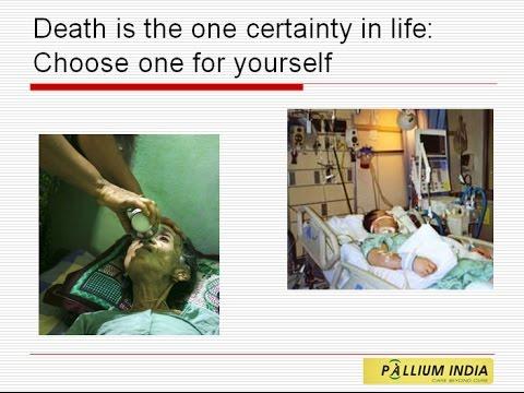 ETHealthworld Webinar : How doctors can make death more humane?