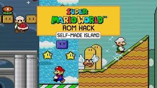 Mario's Search for the Stolen Stars | Hack of Super Mario World Hack (2010)