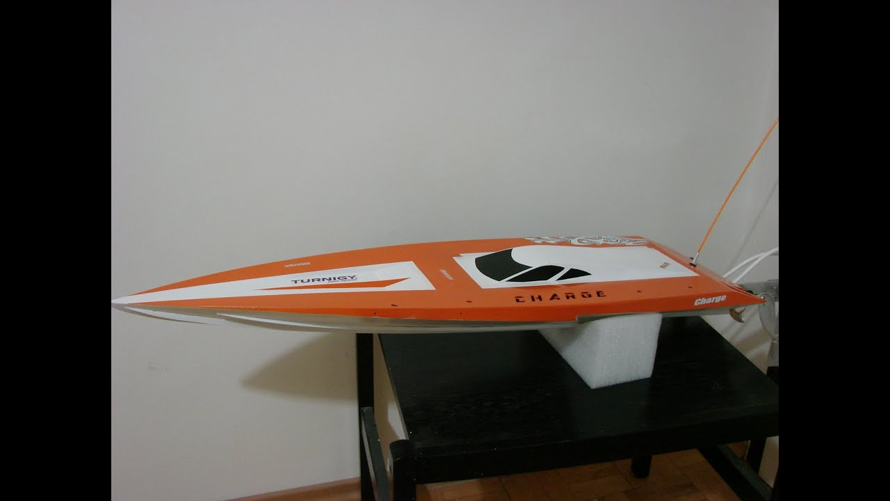 how to build a homemade rc boat