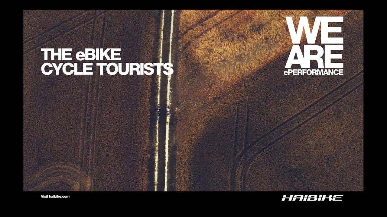 The eBike Cycle Tourists