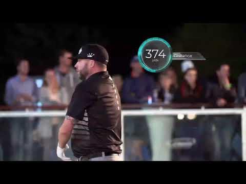 Long Drive World Series Dubai 2018 - Joe Miller VS Bobby Bradley