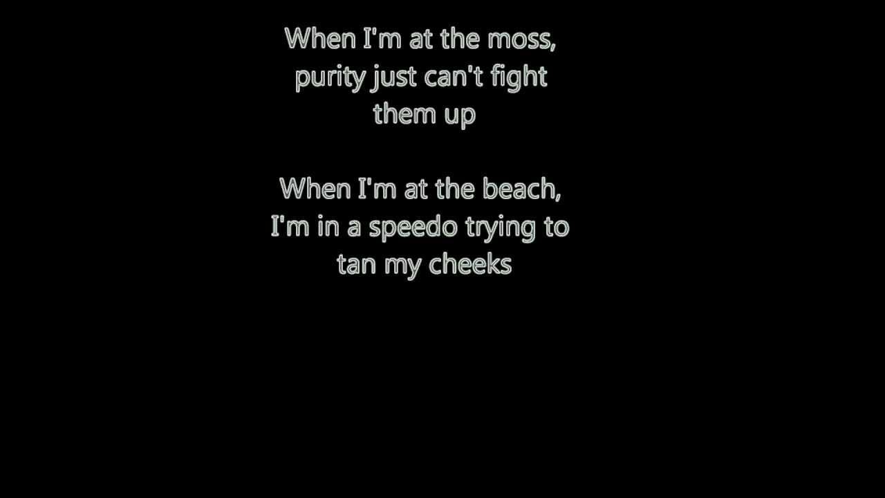 Imsexyandiknowit lmfao lyrics