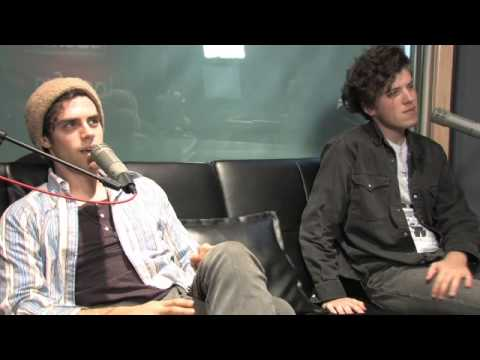 Noah and the Whale - Interview (Last.fm Sessions) (2009)