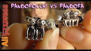 PANDOROCCHI VS PANDORA ORIGINALI | Haul da Aliexpress di imitazioni Pandora