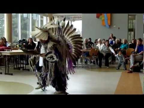 Warm Springs Tribes COCC Salmon Bake Part 2