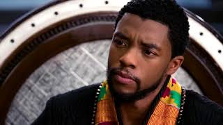 Black Panther DELETED & BONUS SCENES