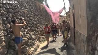 Festa prèvia a la Correguda en Roba Interior de Bunyola (20 de setembre de 2014)