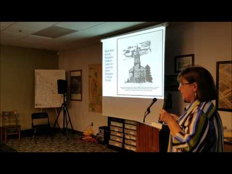 The July 17, 2017 meeting of the Rutherford County Historical Society