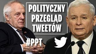 Tydzień afer z udziałem byłych i obecnych polityków PiS i PO - Polityczny Przegląd Tweetów.