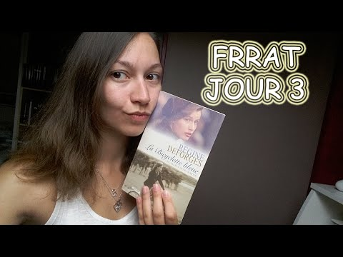 FRENCH READ A THON | Jour 3