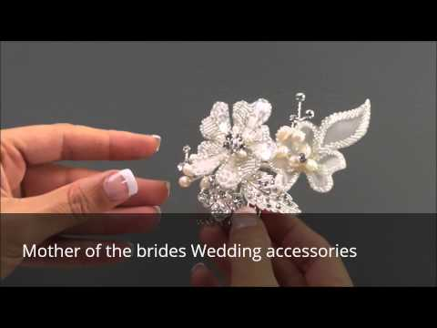 Mother of the brides Wedding accessories - Adelaide Bridal Shop