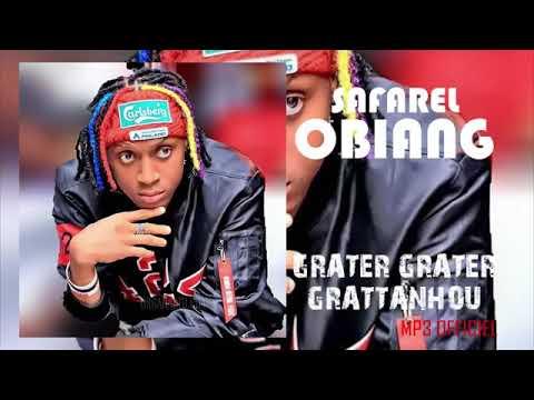 Safarel obiang gratter gratter