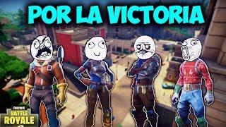 EN BUSCA DE LA VICTORIA! - MOMENTOS DIVERTIDOS (Funny Moments) | FORTNITE - PACO TORREAR