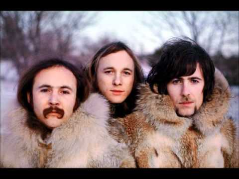 Crosby, Stills & Nash - Guinevere (studio outtake) - 1969