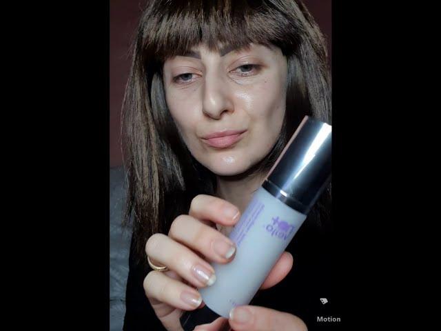 Fluidul facial cu DMAE reda fermitatea pielii