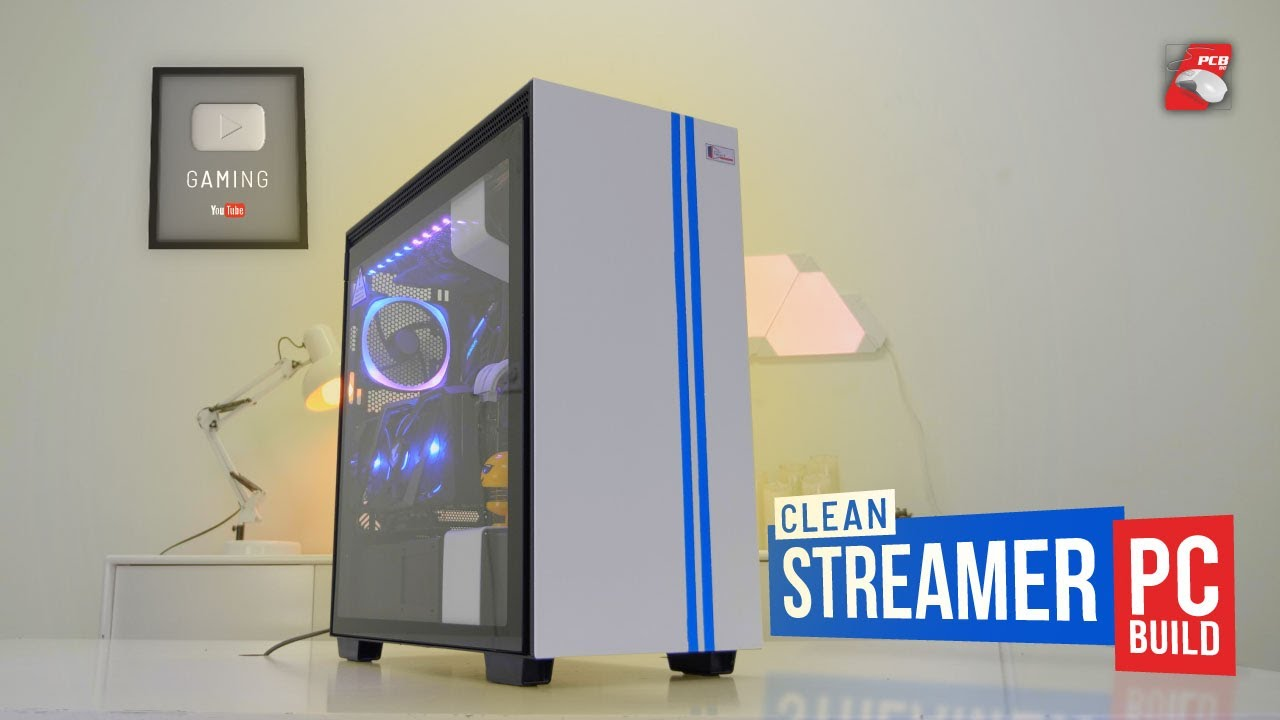 LAST OF THEM - Minimal Streamer PC Build 2020