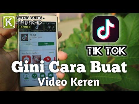 download Cara Pakai Aplikasi TIK TOK Untuk Membuat Short Clip Video TERKEREN!!!