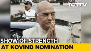 President Is Above Politics, Says Ram Nath Kovind After Filing Nomination
