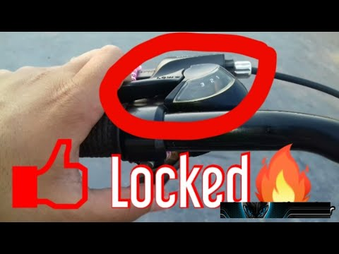 Roadeo Turner How to Lock Gears|Easy Trick & Tips|Best Way To Protect Cycle|Best Cycle hack|