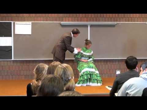 Utah State Drama Competition Classical Scene #4